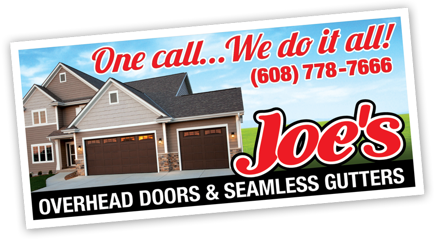 One call... we do it all! (608) 778-7666